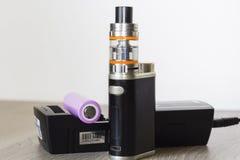 papieros elektroniczny Fotografia Stock