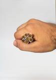 papieros odizolowywający Zdjęcia Stock