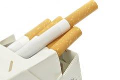 papieros paczka zdjęcia stock