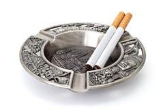 Indiański ashtray Zdjęcie Royalty Free