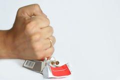 papierosowy butelka tytoń Fotografia Royalty Free