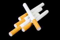 papierosy Obrazy Stock