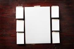 papierowa fotografia obrazy stock