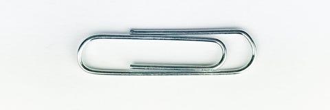 Papierowa klamerka obrazy stock