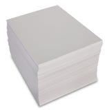 papierowa sterta Fotografia Stock