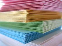 papierowa sterta Obrazy Stock