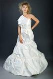Papierowa suknia Obraz Royalty Free
