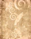 Papierowa tekstura Fotografia Royalty Free
