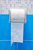 papierowa toaleta Zdjęcie Royalty Free