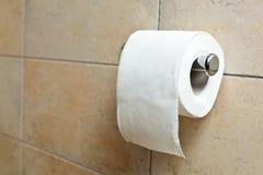 papierowa toaleta Fotografia Royalty Free