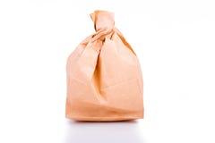 Papierowa torba Zdjęcie Royalty Free
