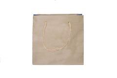 Papierowa torba Fotografia Royalty Free
