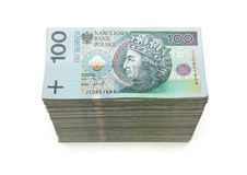 Papierowa waluta Fotografia Royalty Free