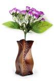 Papierowego kwiatu garnek Zdjęcia Royalty Free