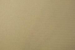 Papierowego pudełka brązu tekstury Obrazy Royalty Free