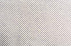 papierowej tekstury tkankowy biel Zdjęcia Stock