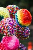 Papierowi kwiaty Fotografia Stock