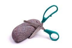 papierowi rockowi nożyce Obraz Stock