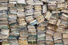Papierowy archiwum - 2 obraz royalty free