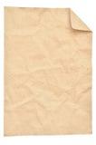 papierowy astronautyczny rocznik Zdjęcie Royalty Free