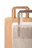 Papierowy bags_mrg Obraz Stock