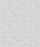 Papierowy 3D OM bezszwowy wzór Fotografia Stock