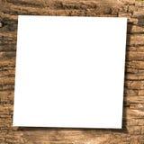 papierowy drewno Obraz Royalty Free