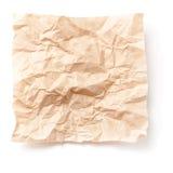 papierowy kawałek Zdjęcia Stock