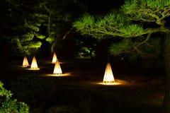 Papierowy lampion Zdjęcie Royalty Free