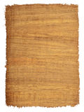 papierowy papirus Zdjęcia Royalty Free