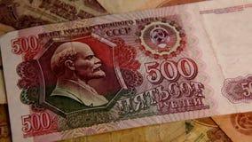 Papierowy pieniądze USSR zbiory