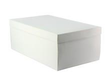 Papierowy pudełko obraz stock