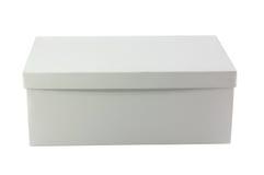 Papierowy pudełko zdjęcie stock