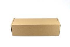 Papierowy pudełko Obrazy Stock