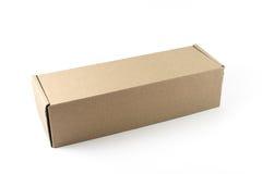 Papierowy pudełko Obrazy Royalty Free