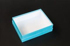 Papierowy pudełko Fotografia Stock