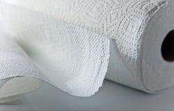 Papierowy ręcznik obrazy royalty free
