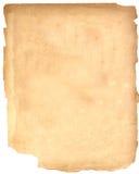 papierowy rocznik Fotografia Stock