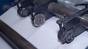 Papierowy rozcięcie pragnąca szerokość 7 zbiory