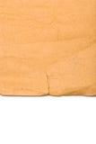 papierowy tła kolor żółty Obrazy Royalty Free