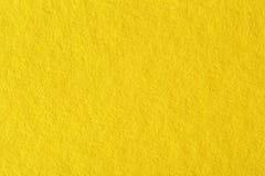 papierowy tła kolor żółty Zdjęcia Stock