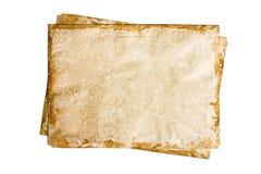 papierowy tło rocznik Zdjęcia Royalty Free