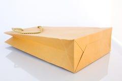 Papierowy torba na zakupy Obraz Royalty Free