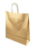 papierowy torba zakupy Zdjęcia Royalty Free