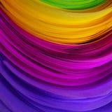 papierowych kolorów colorpaper Obraz Stock