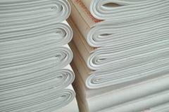 Papiers chinois Image stock