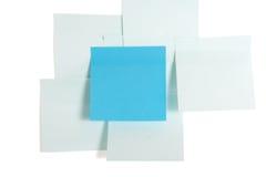 Papiers collants Images libres de droits