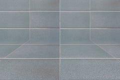 Papiers peints et milieux de plancher de salle de bains Images stock