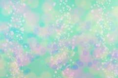 Papiers peints et milieux de texture de bokeh de Blure Photographie stock