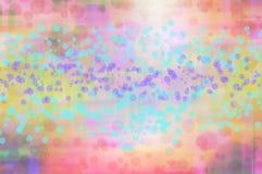 Papiers peints et milieux de texture de bokeh de Blure Image libre de droits